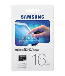 Samsung Calss 10 16GB  Memory Card, for Mobile Phones, Memory Size: 1GB