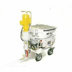 Gypsum Plaster Spraying Machine