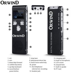 Digital Audio Voice Recorder