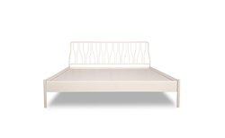 Godrej Liva Queen Bed With Jive Headboard Without Storage