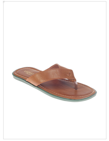 enjoy online Khadim's Lazard Lazard Tan Sandals really cheap shoes online IOevKdhC