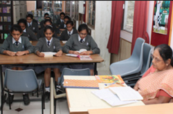 9th Standard Education Class