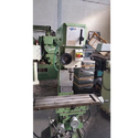 Vertical Milling & Drilling Machine FAMUP TCS