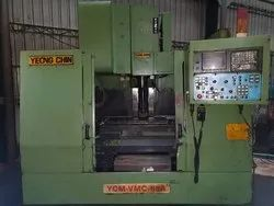 Used And Old Super Max YCM 85 A Vertical Machine Center