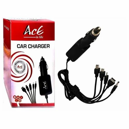 5 in 1 car charger haccp process thermometer