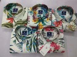 Multicolor Party Wear Mens Designer shirts