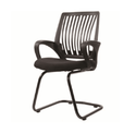 Black, Brown Office Chairs-ifc055