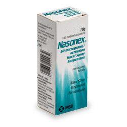 Nasonex Allergy Nasal Spray