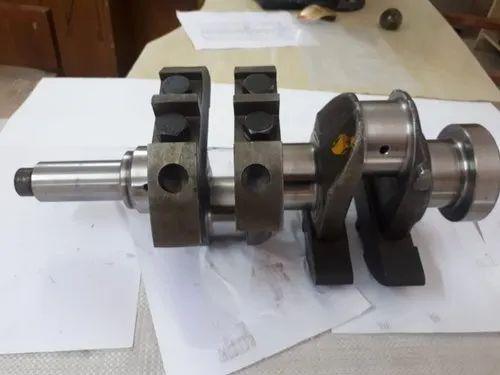 Mohindra Cranks Agricultural Tractor Diesel Engine Crankshaft