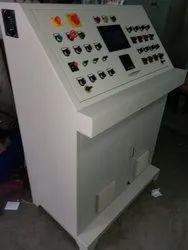 Control Panel Of Converting Machine