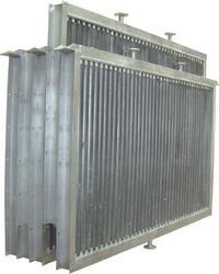 Aluminium Extruded Heat Exchanger