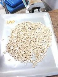 Wonder Creations Raw Split Cashew Nut, Packed, Grade: LWP