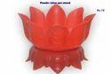 Plastic Lotus Pot Stand