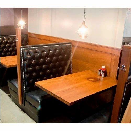light brown designer restaurant sofa rs 11000 set design house rh indiamart com  restaurant sofa design price
