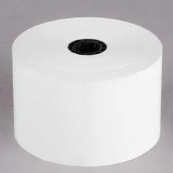 White Plain Thermal Roll, 1-2 Micron
