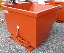 Garbage Dump Hopper