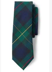 Plain School Tie