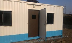 Steel Portable Site Office Cabins