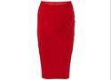 Girl's  Red Skirt