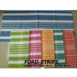 Ford Stripe Cotton Towel