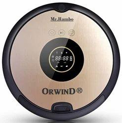 Orwind, Robot Vacuum Cleaner Dry & Wet Floor 5-in-1