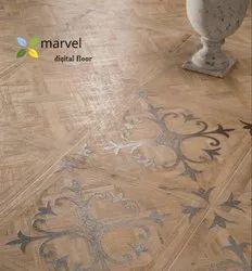 Porcelain digital floor Tiles