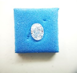Oval Cut 0.75ct f Si1 IGI Certified Lab Grown Diamond