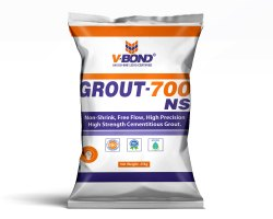 VBOND Brown Vfix-Grout 700 - Non Shrink, Packaging Size: 25 kg