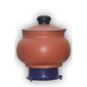 Earthen Curd Pot (1 liter )