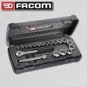 Facom Make Socket Set 3/8