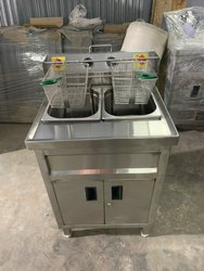 Deep Fryer With Cabinet