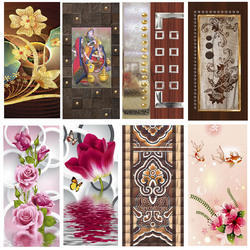 Laminated Door Design Coated Paper Printing Machine