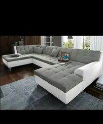 U Shaped Sofa Set in Kolkata, West Bengal | U Shaped Sofa Set Price