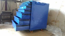 Mild Steel MS Tools Trolley, Model Number/Name: Magna
