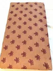 Formal Wear Brown 9 Yards Sungudi Sarees