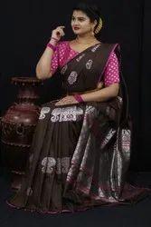 Kesari Silk Saree