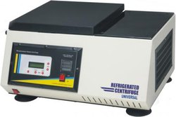 Refrigerated Universal Centrifuge Swing Out Head 4x50ml Speed 5000 R.p.m