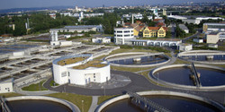 Wastewater Sewage Treatment Plant
