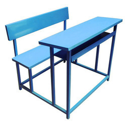 Total Metal  School Bench