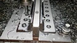 VMC Machining Work