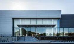 Aluminium Composite Panels cladding services