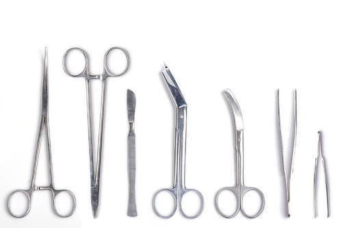 Stainless Steel Surgical Instruments - Tissue Forceps