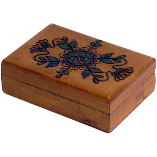 Manufacturer Of Wooden Box Key Holder By Alam Handicrafts Saharanpur