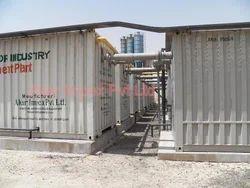 Mobile Sewage Treatment Plants
