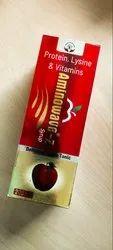 Protein Lysine & Vitamins Syrup