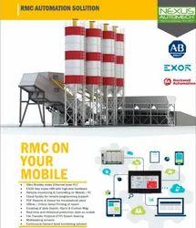 Pneumatic & Automation Solution for RMC Plant  Concrete Batch Mix Plant