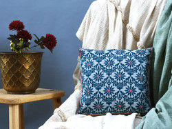 Cotton Cushion Covers 16''''x 16'''' .