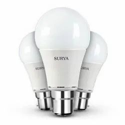 Surya 9w Led Bulb for Indoor, Base Type: B22