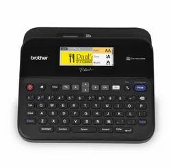 Brother Desktop Barcode & Label Printer, PT-D600, Max Print Width: 1 inch