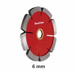 6mm Koolsaw Tuck Point Cutting Blade